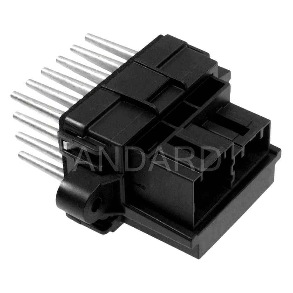 Standard ru 684 hvac blower motor resistor for Hvac blower motor resistor
