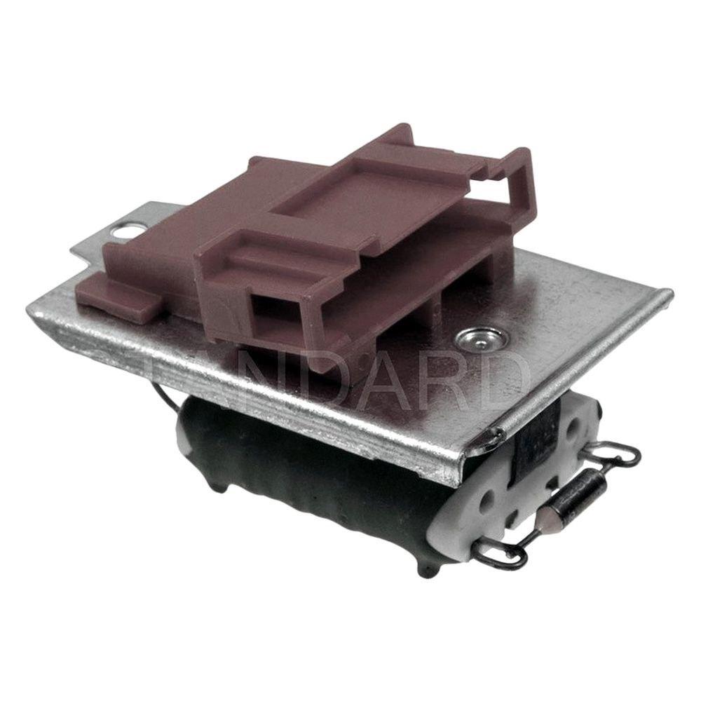 Standard ru 690 intermotor hvac blower motor resistor for What is a blower motor resistor