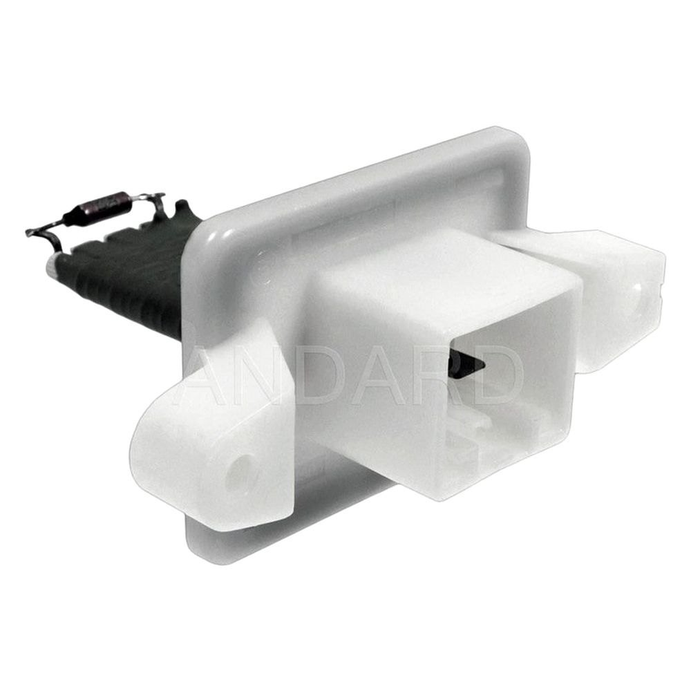 Standard ru 699 intermotor hvac blower motor resistor for What is a blower motor resistor
