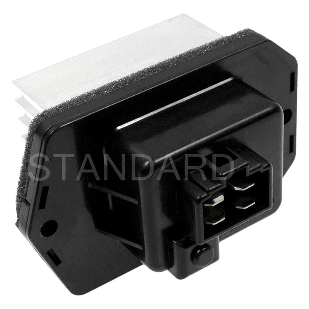 Standard acura mdx 2007 2013 intermotor hvac blower for Hvac blower motor resistor