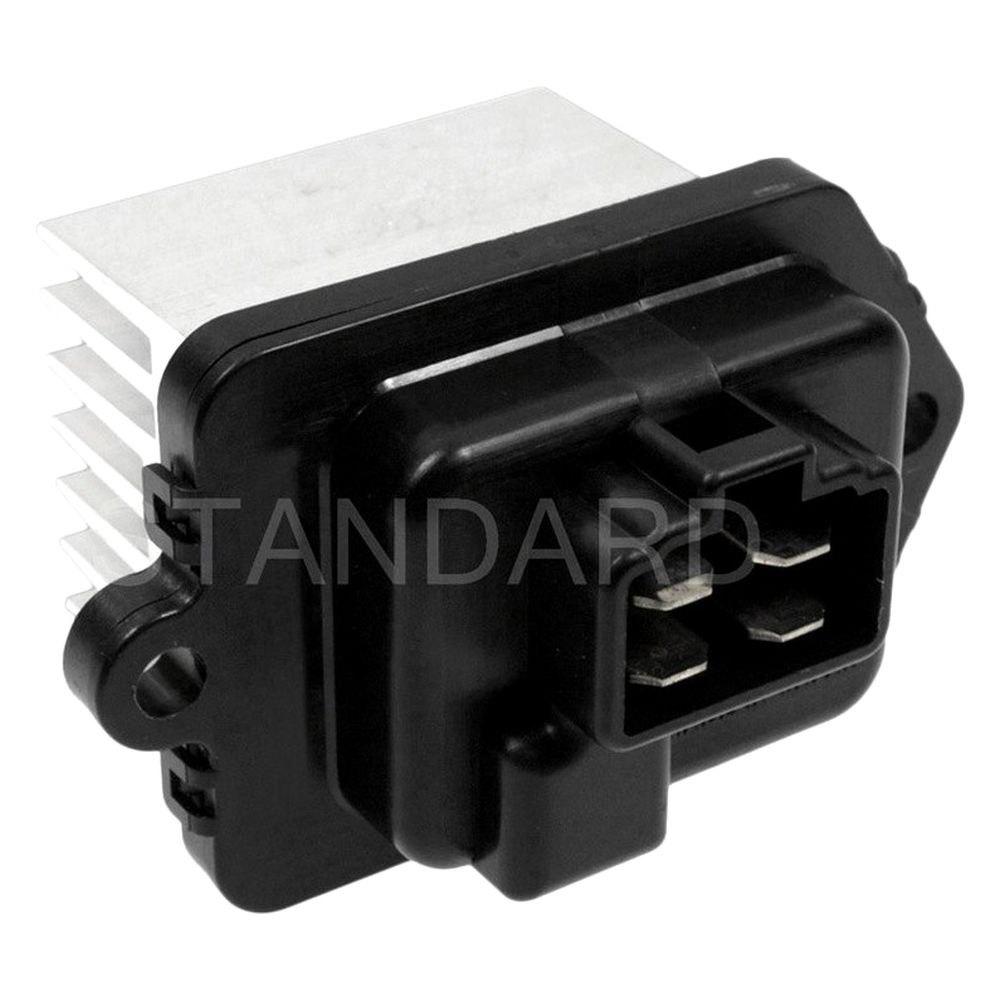 Standard Cadillac Dts 2011 Hvac Blower Motor Resistor