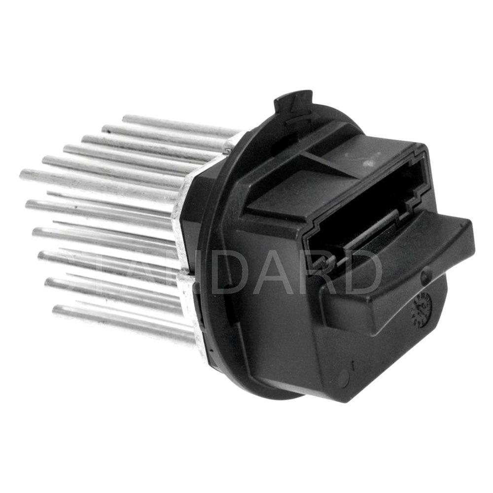 Standard ru 724 intermotor hvac blower motor resistor for Hvac blower motor resistor