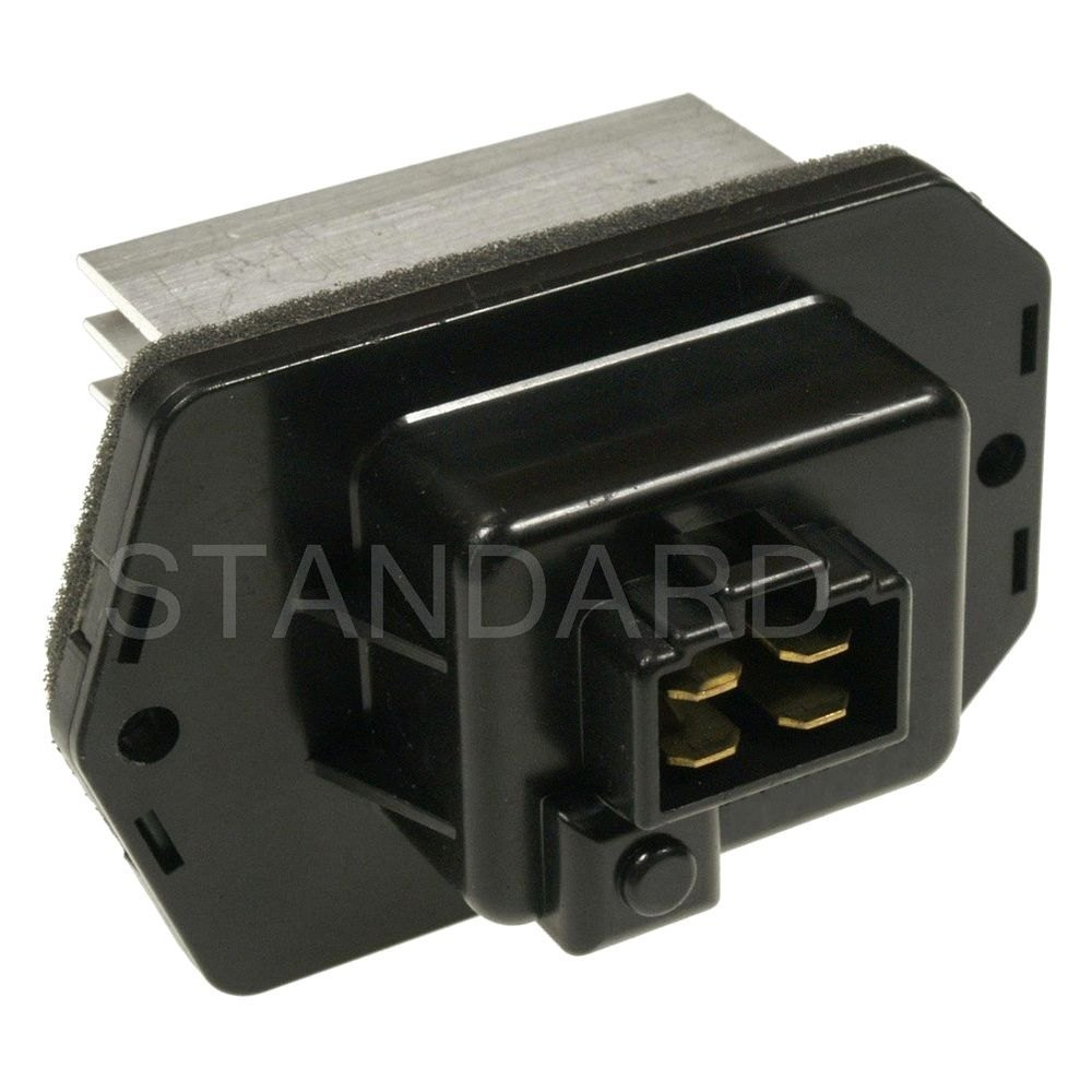 Standard ru 728 intermotor hvac blower motor resistor for Hvac blower motor replacement