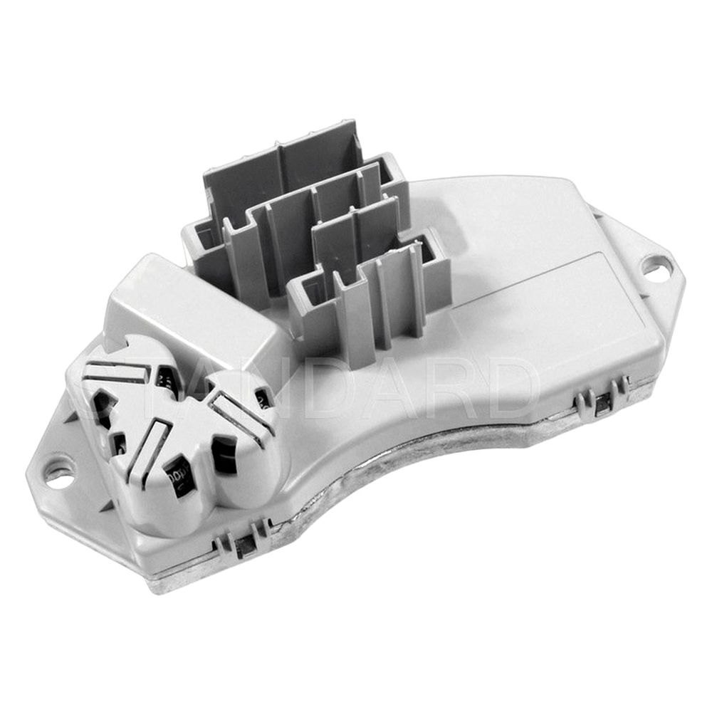 Standard ru 729 intermotor hvac blower motor resistor for Hvac blower motor resistor