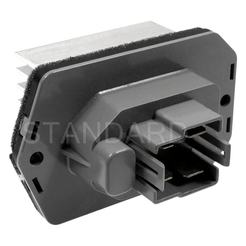 Standard ru 737 intermotor hvac blower motor resistor for Hvac blower motor resistor