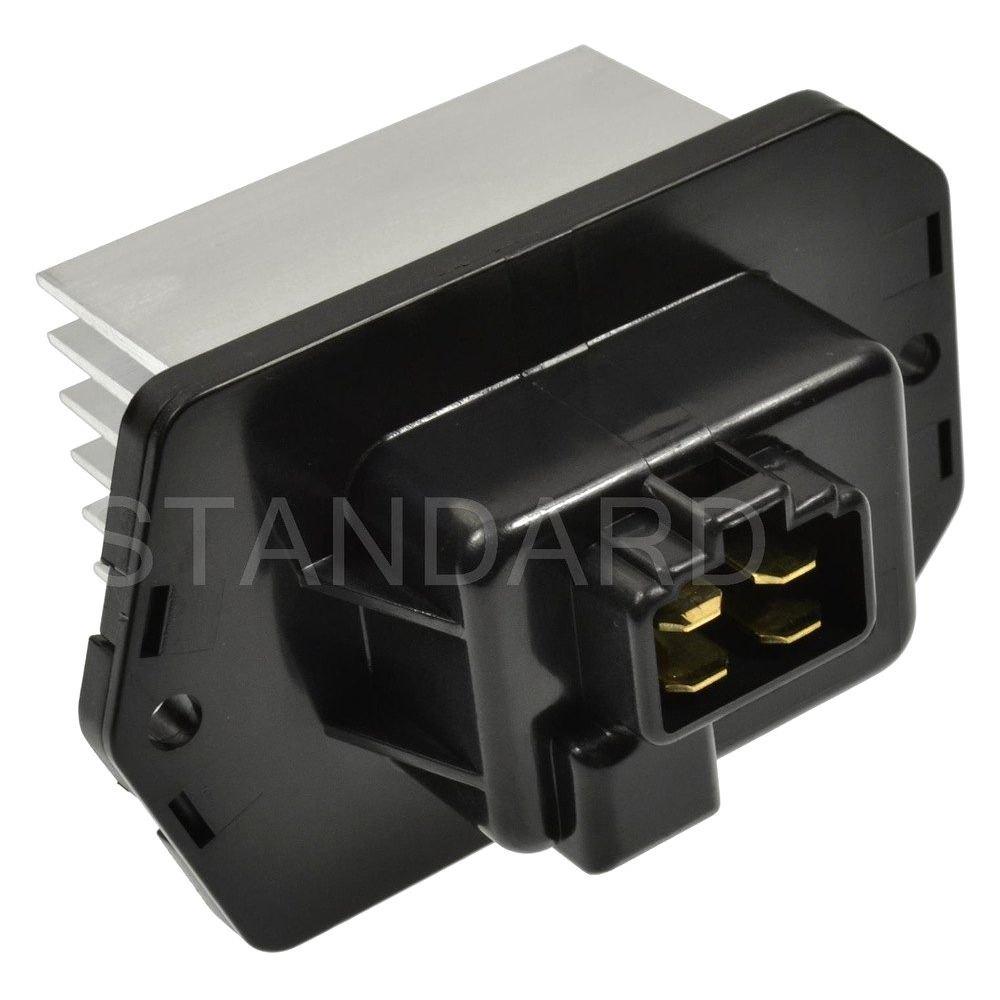 Standard ru 809 intermotor hvac blower motor resistor ebay for Hvac blower motor resistor