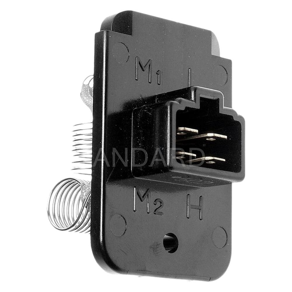 Standard Ru 81 Intermotor Hvac Blower Motor Resistor The And Wiring To Components