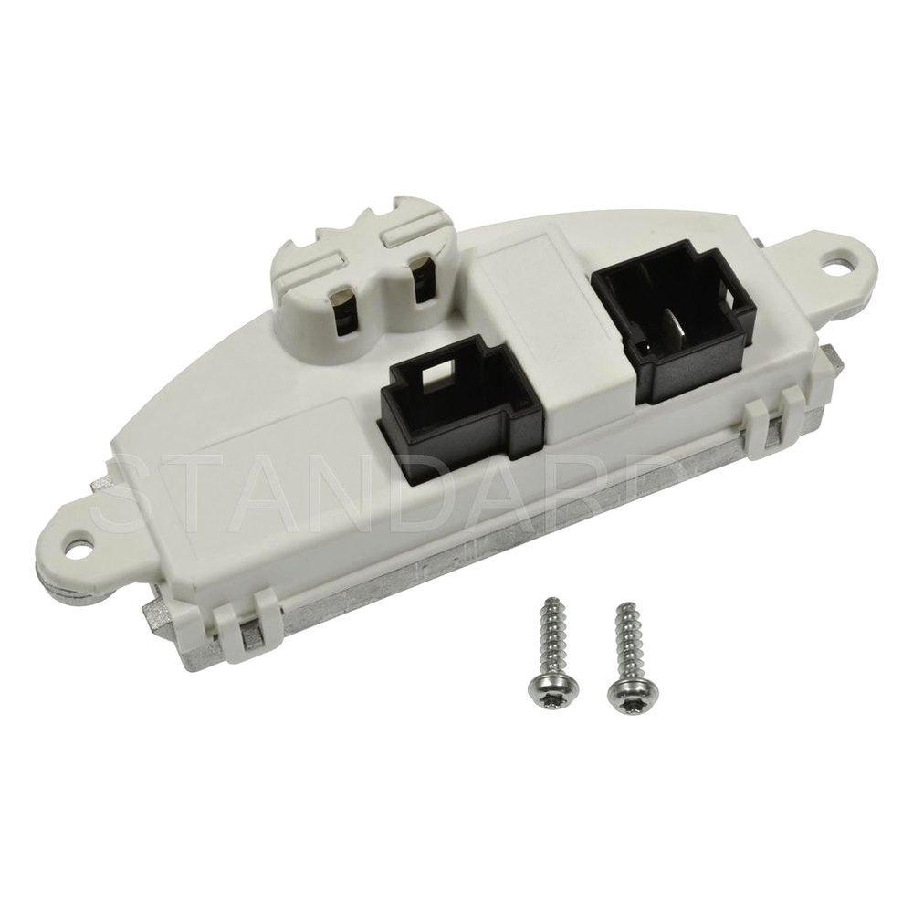 Standard bmw 3 series 2013 intermotor hvac blower for Hvac blower motor resistor