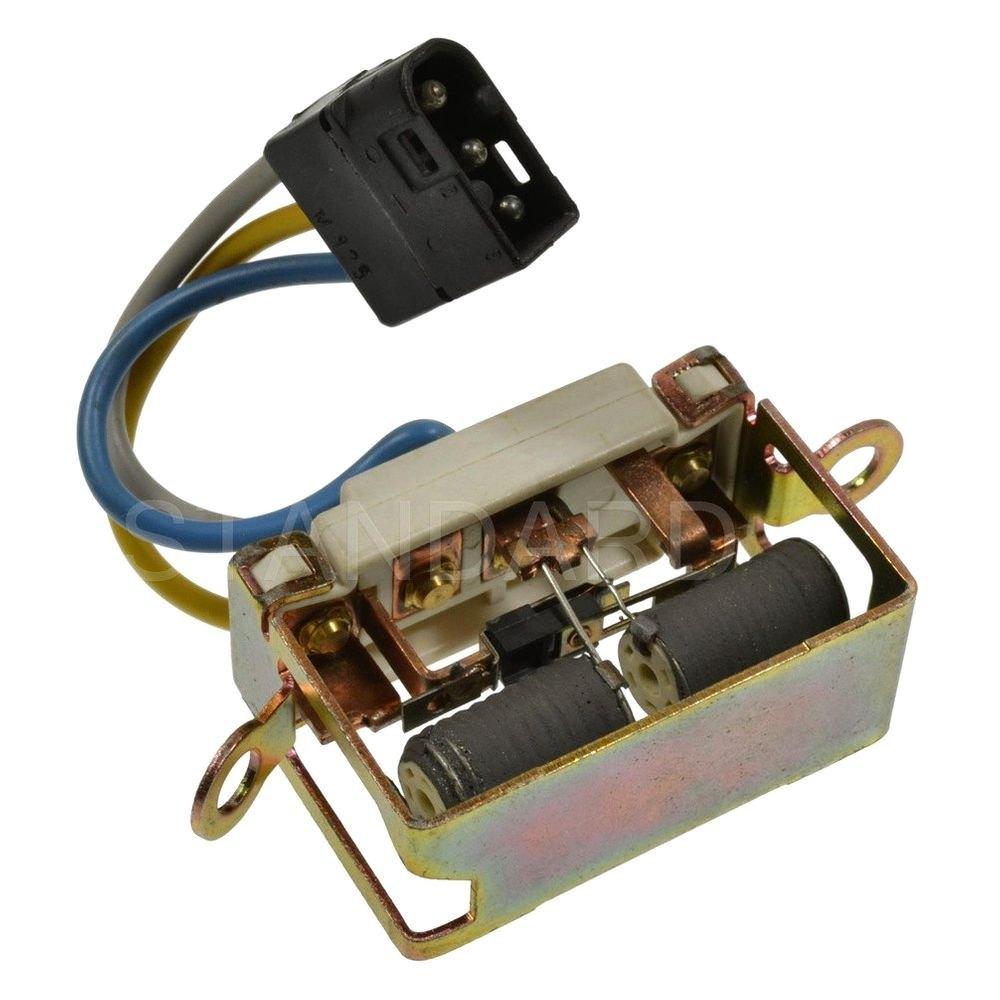 Ru 836 standard intermotor hvac blower motor resistor ebay for What is a blower motor resistor