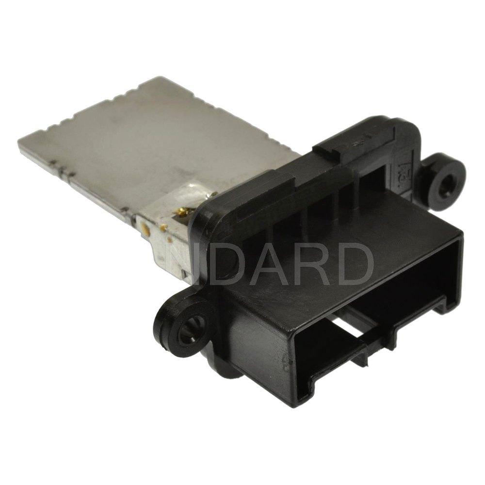 Standard ru 843 intermotor hvac blower motor resistor for Hvac blower motor resistor