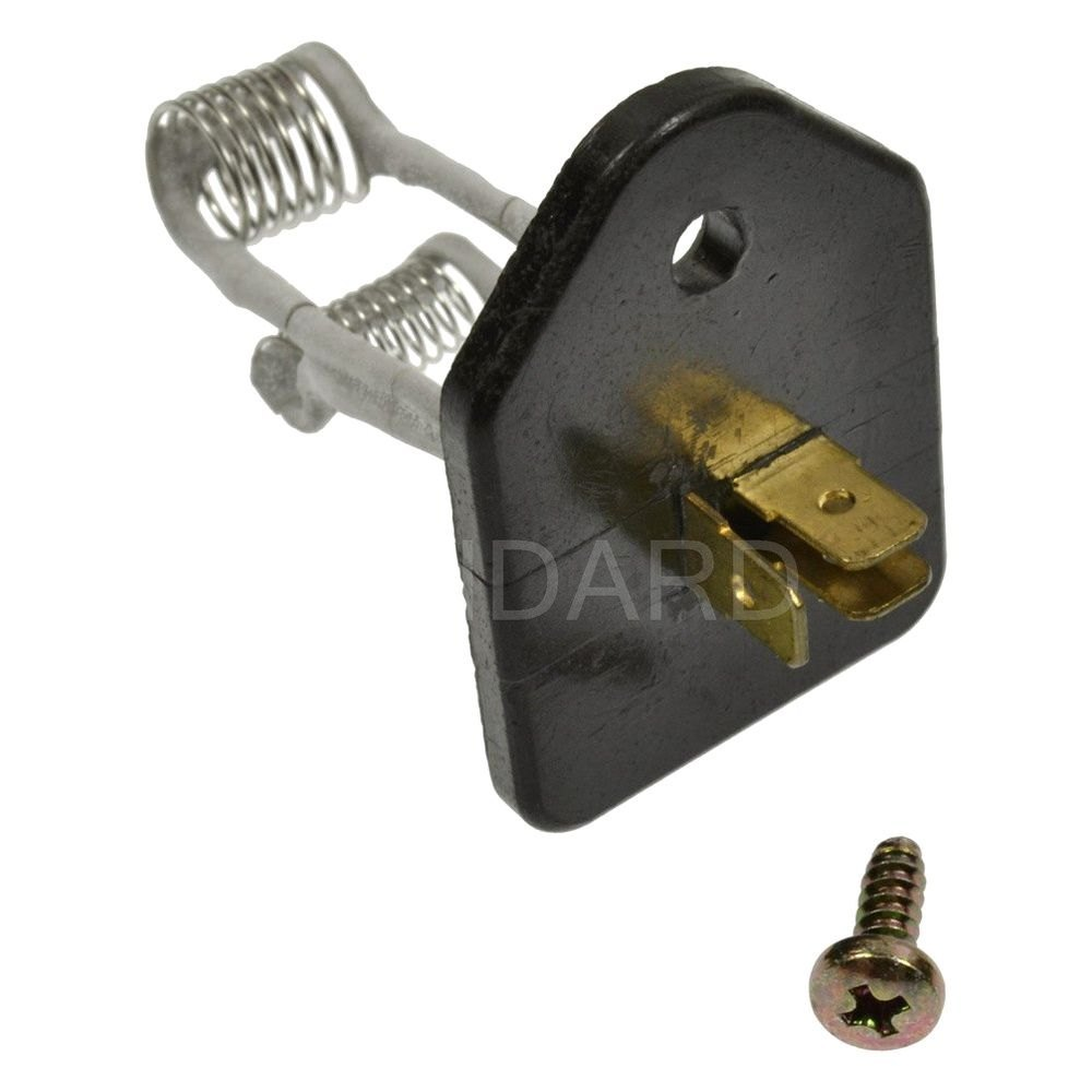 Ru 852 standard intermotor hvac blower motor resistor for Hvac blower motor resistor