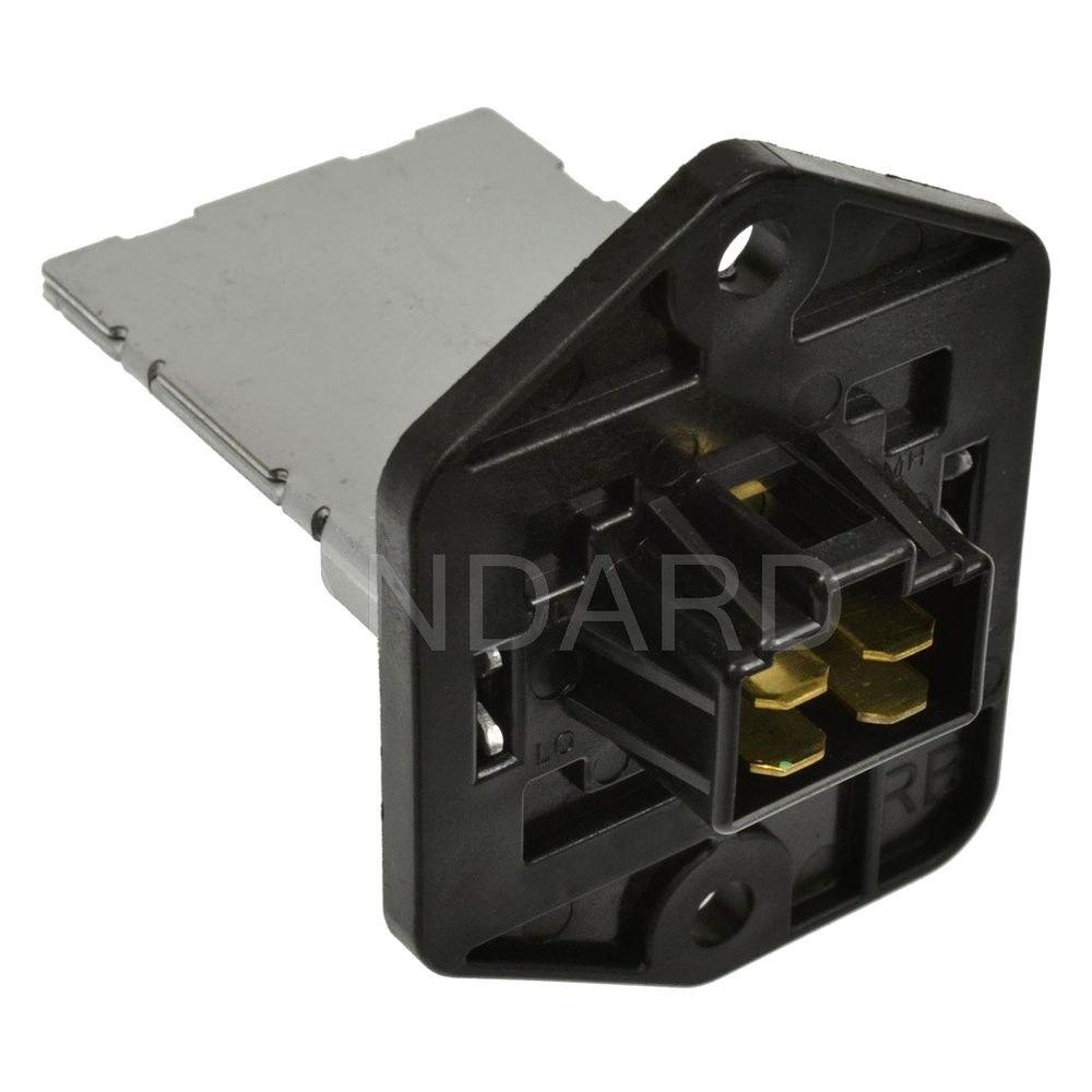 Standard ru 854 intermotor hvac blower motor resistor for Hvac blower motor resistor
