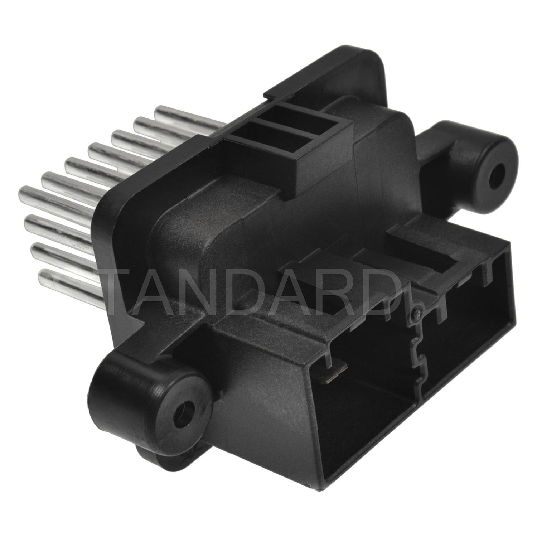 Standard gmc acadia 2013 2014 hvac blower motor resistor for Blow motor for furnace