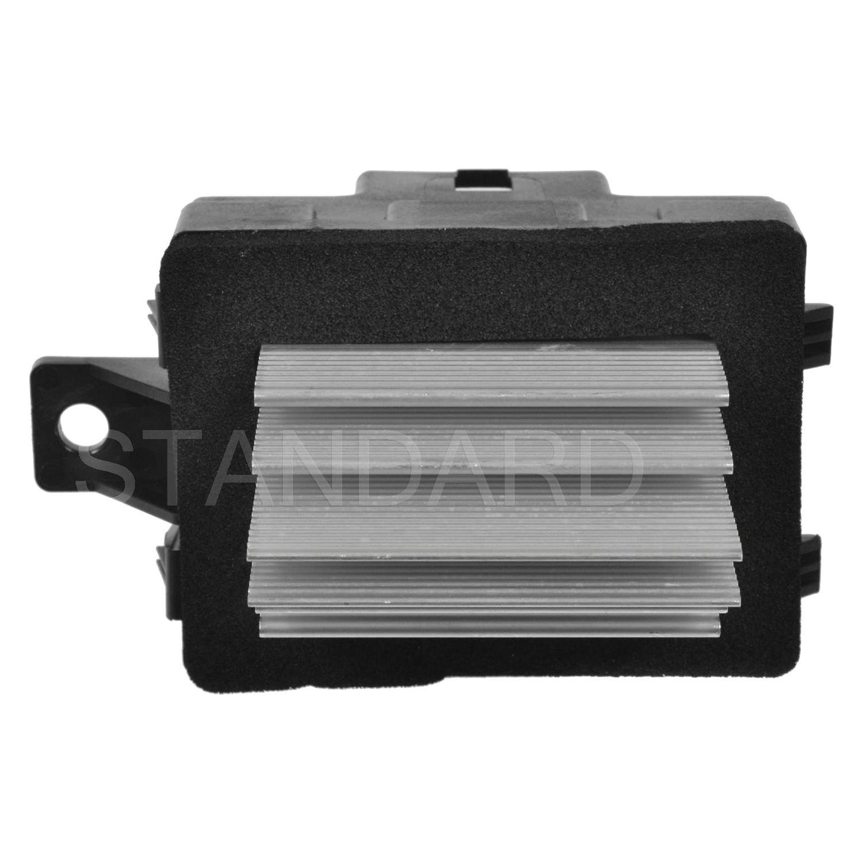 Standard dodge durango 2013 hvac blower motor resistor for Ac blower motor resistor