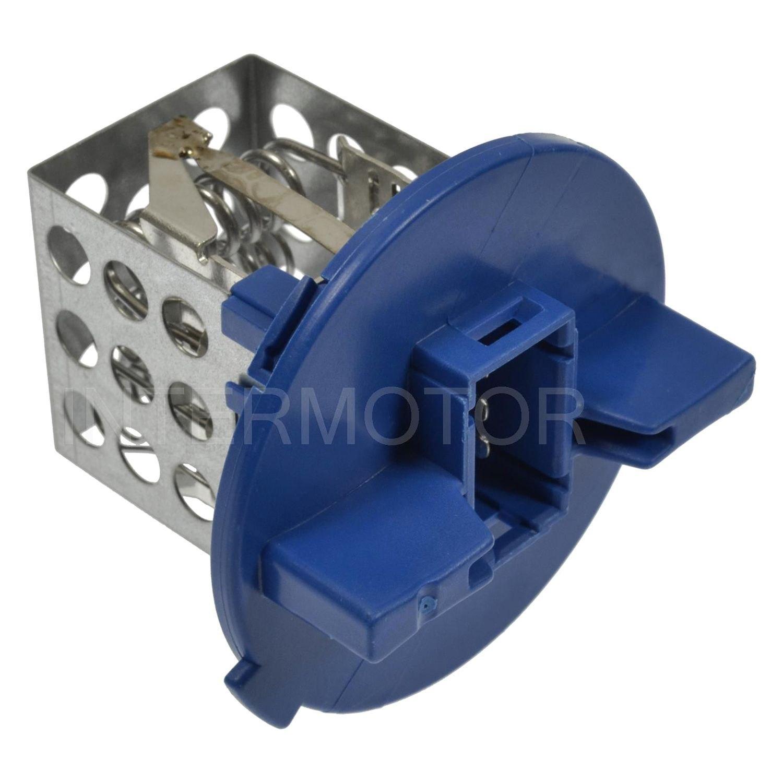 Standard mercedes sprinter 2500 sprinter 3500 2010 for What is a blower motor resistor