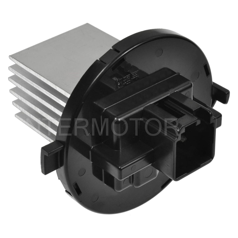 Standard mazda cx 5 2013 2015 intermotor hvac blower for Hvac blower motor resistor
