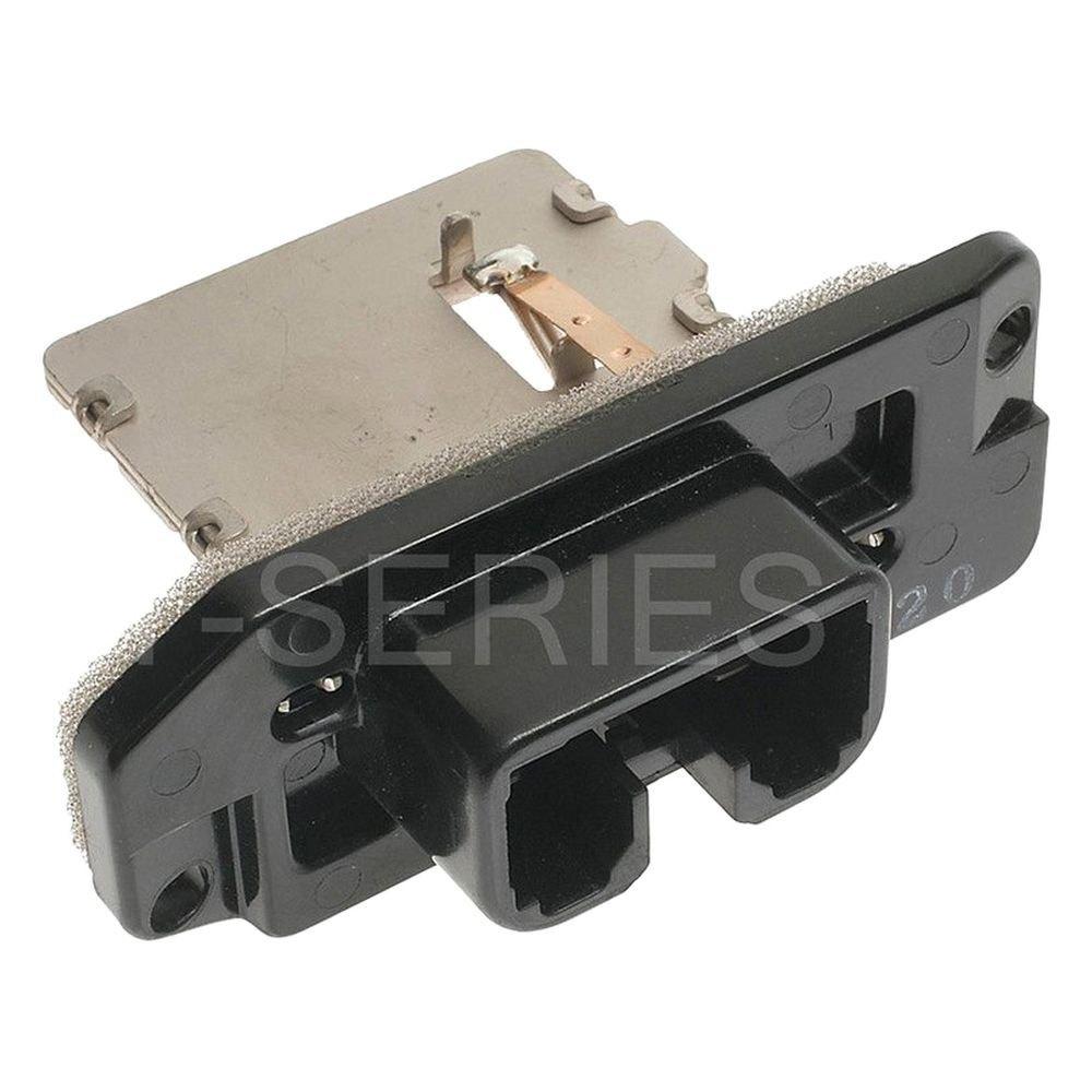 Standard tru tech hvac blower motor resistor for What is a blower motor resistor
