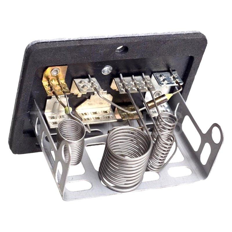 Standard chevy suburban 1999 tru tech hvac blower for Suburban furnace blower motor replacement