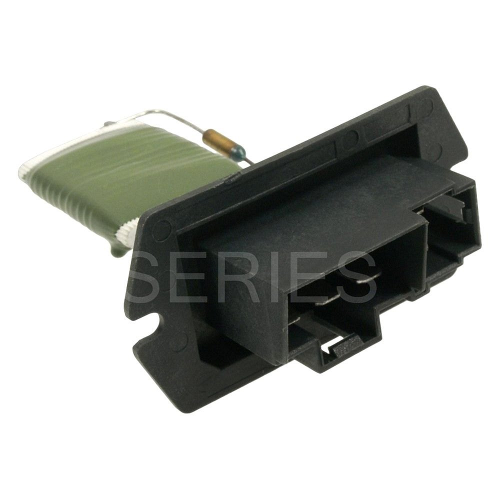 Standard ru362t chrysler pacifica with manual a c 2005 for Chrysler pacifica blower motor resistor