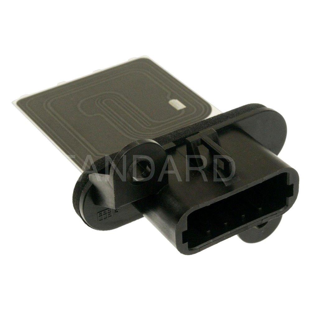 Ru746 standard intermotor hvac blower motor resistor ebay for Hvac blower motor resistor