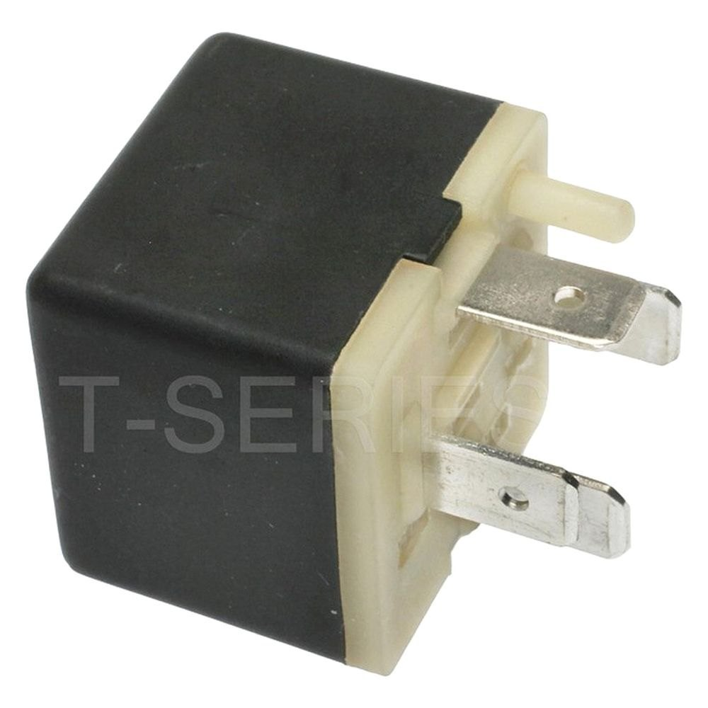 how does a p t c relay with capacitor work