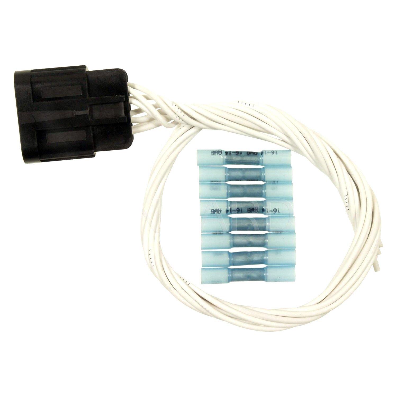 Gmc Wiring Connectors Manual Guide Diagram 2007 Yukon Denali Standard U00ae Xl Body Harness Connector 89 Sierra