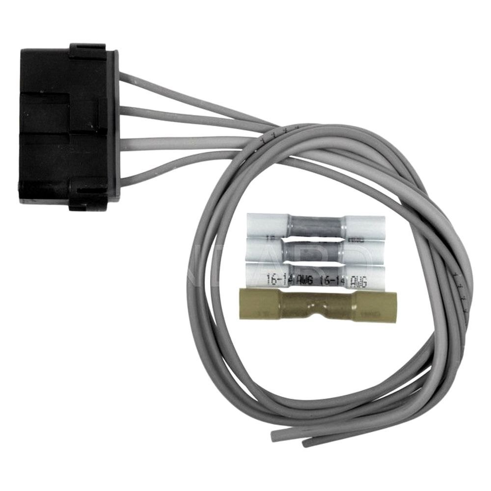 Standard® - HVAC Blower Motor Resistor Connector