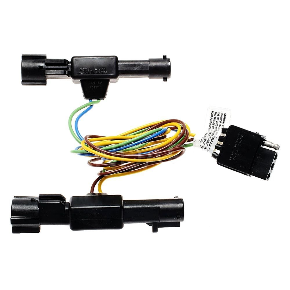 Standard Tc420a Trailer Connector Kit Light Harness