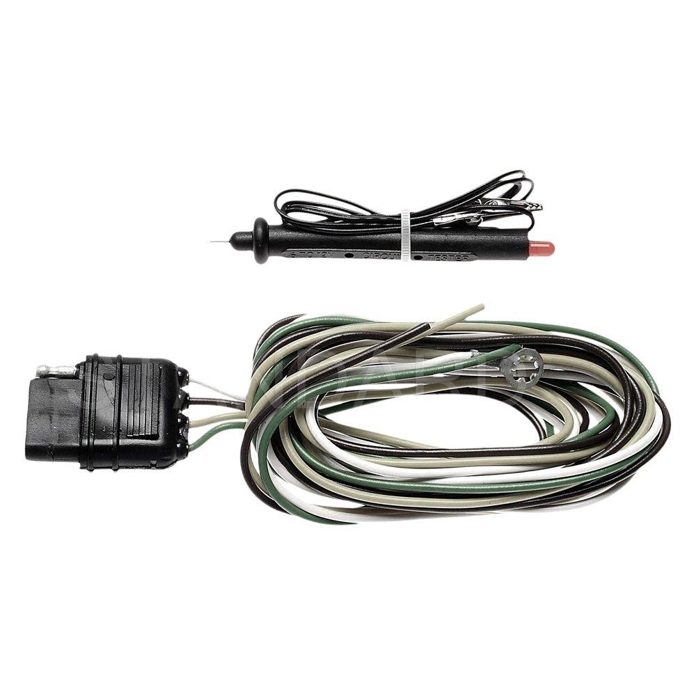 chevy truck trailer wiring diagram standard® - chevy silverado 1500 / 1500 hd / 2500 hd ...