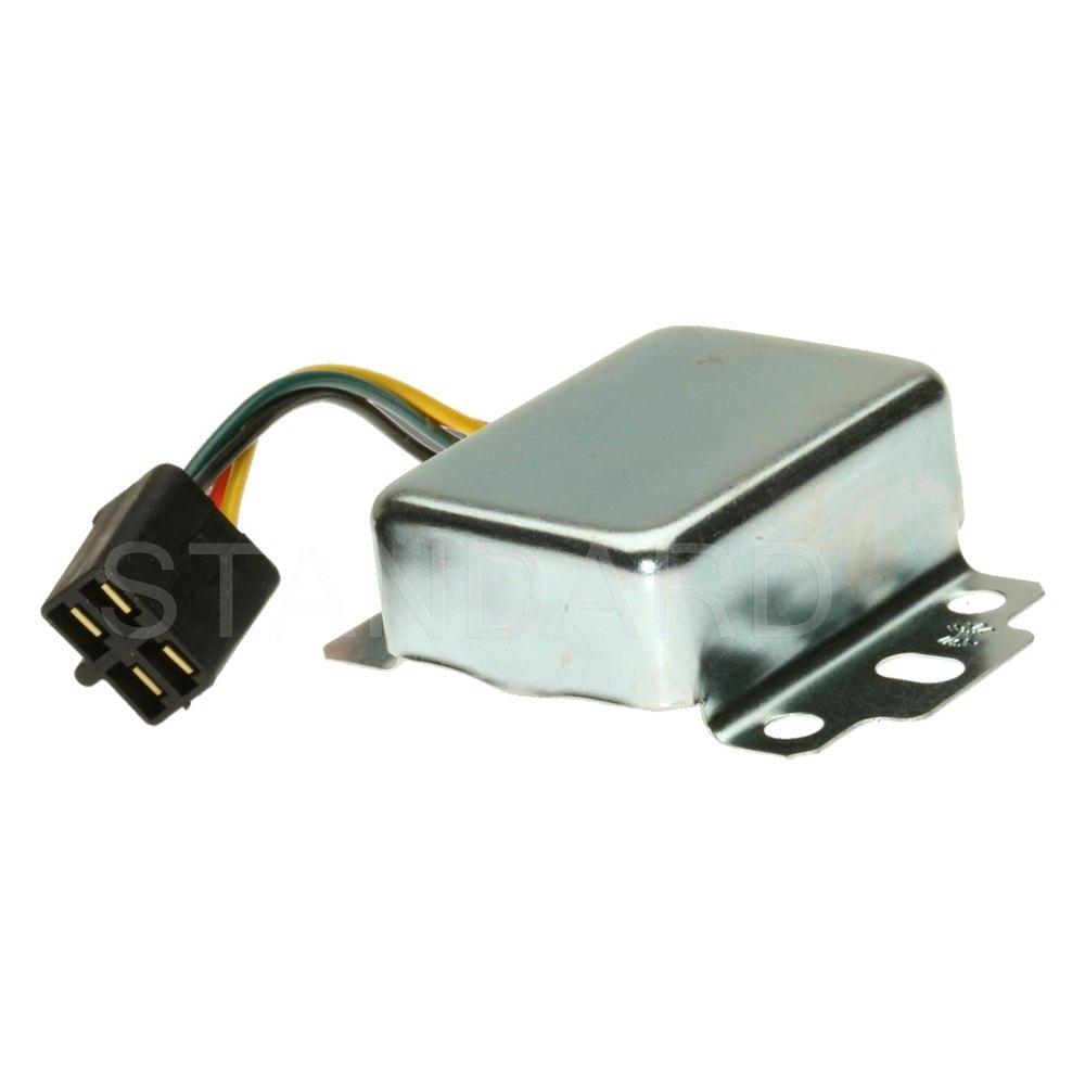 External Voltage Regulator : Standard vr external voltage regulator