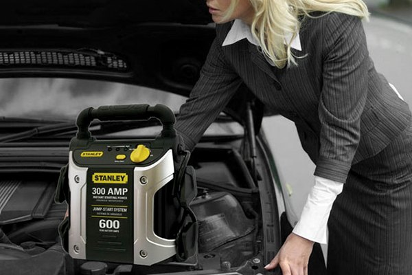 purchase the stanley 300 amp jump starter at an always low