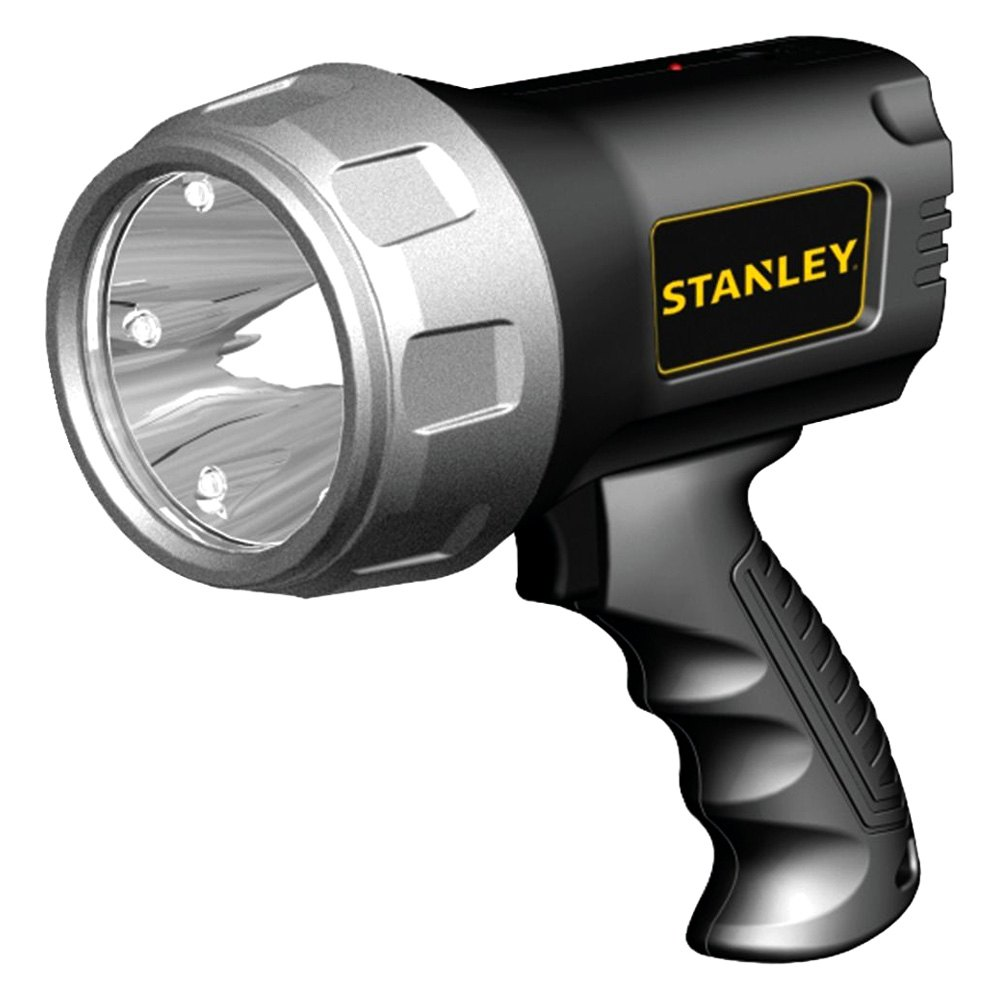 Stanley 5 Watt Led Rechargeable Spotlight: 3 Watt Lithium Ion Rechargeable LED