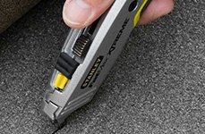 Stanley® - Twin Blade Utility Knife
