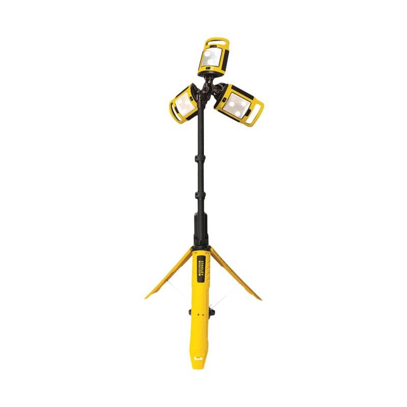 Stanley - Rechargeable FATMAX Li-Ion Tripod LED Work Light : eBay