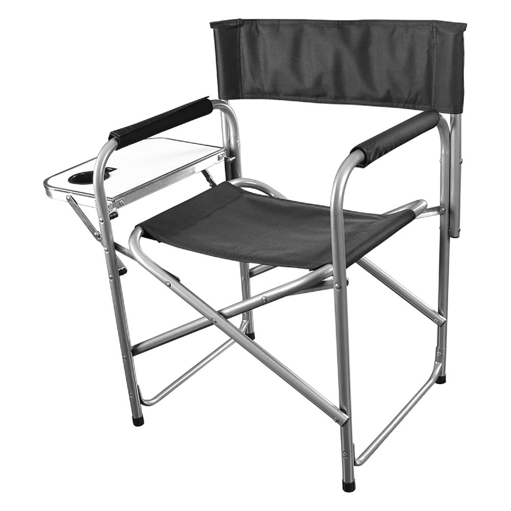 Stansport G 409 Folding Director s Chair with Side Table