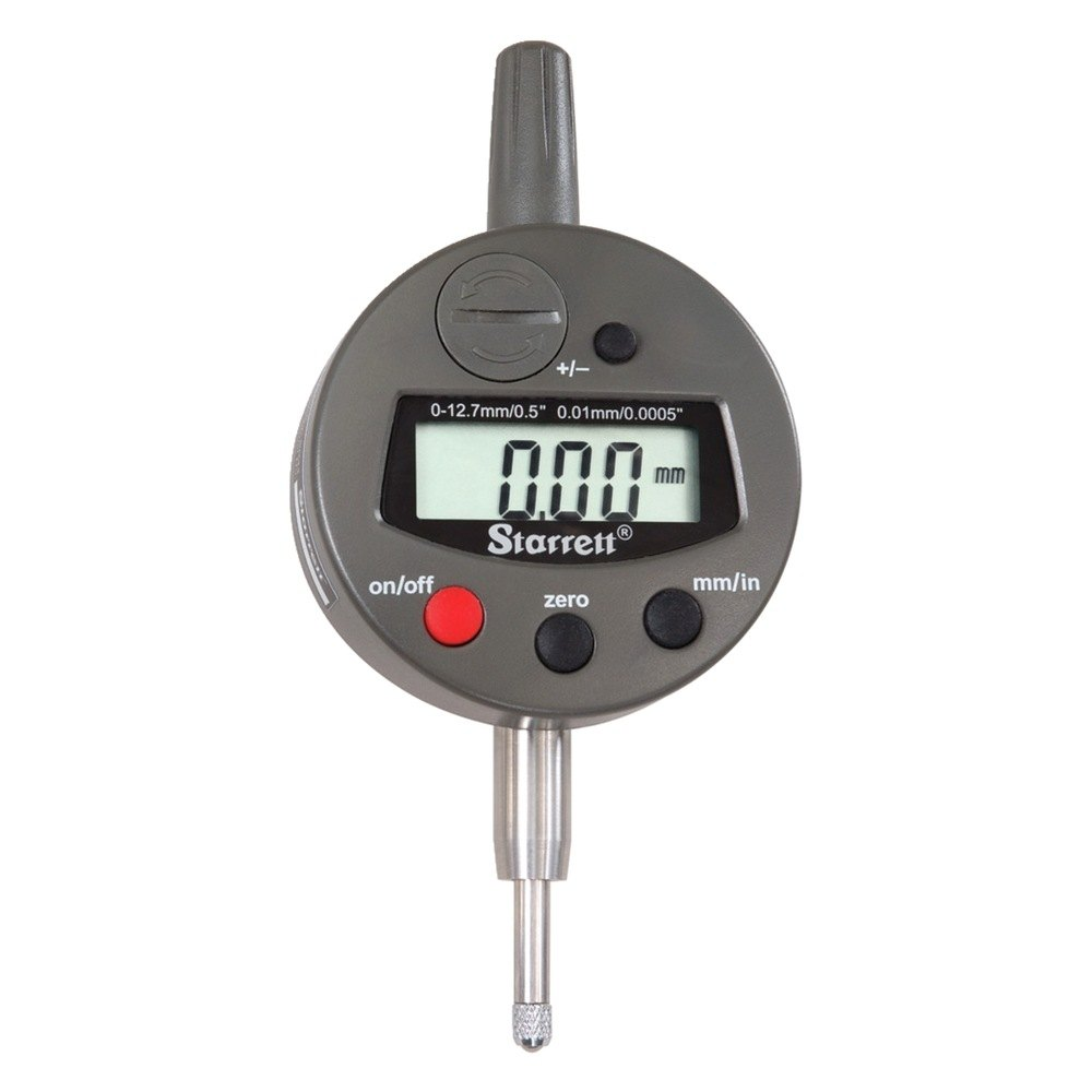 Electronic Indicator Tool : Starrett series indicator electronic