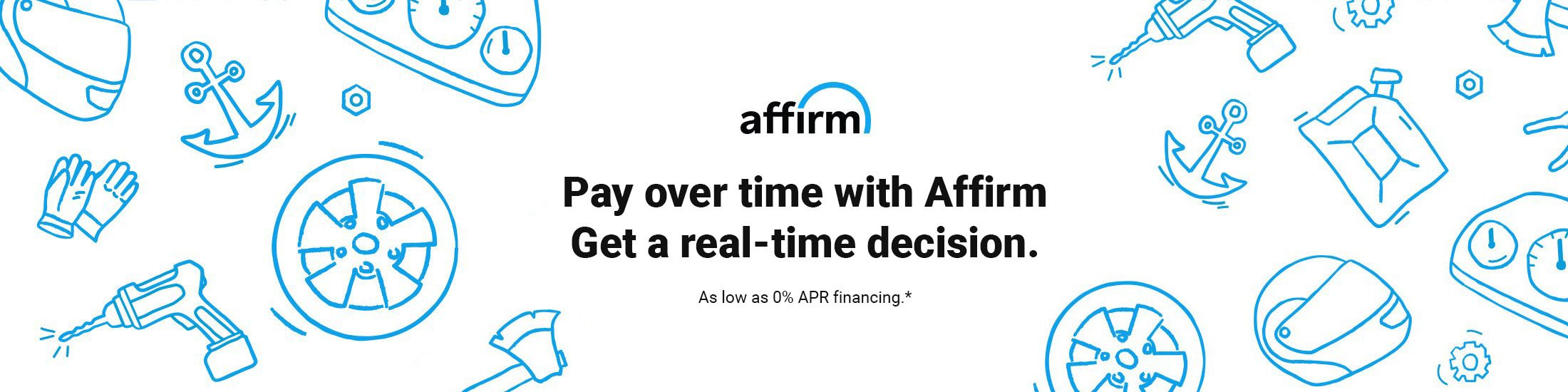 Affirm | Easy Financing | Pay Later with Affirm - CARiD com