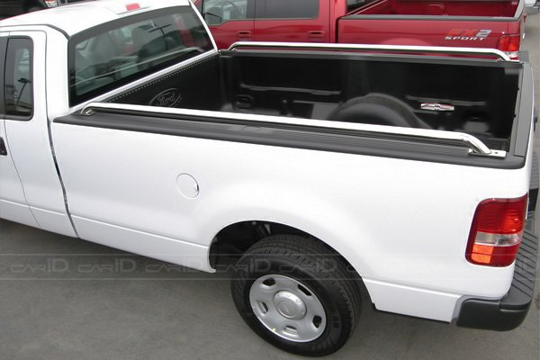 steelcraft 612417 04 10 ford f 150 bed rails short bed. Black Bedroom Furniture Sets. Home Design Ideas