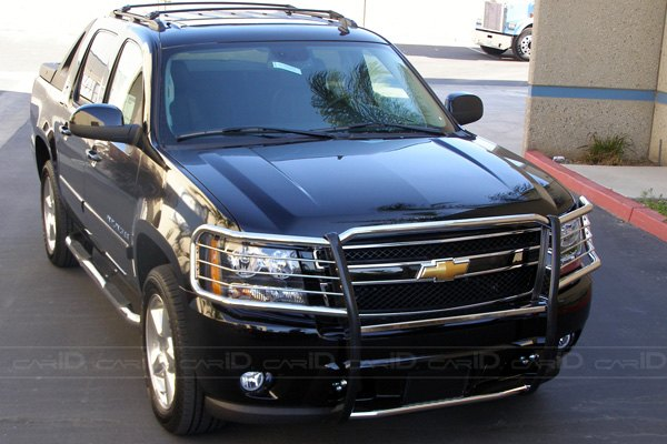 Chevy Brush Guard : Steelcraft chevy tahoe grille guard