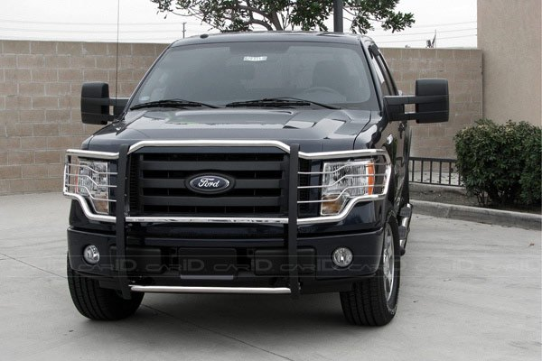 Ford Grill Guard For 85 : Steelcraft ford f fx king ranch lariat
