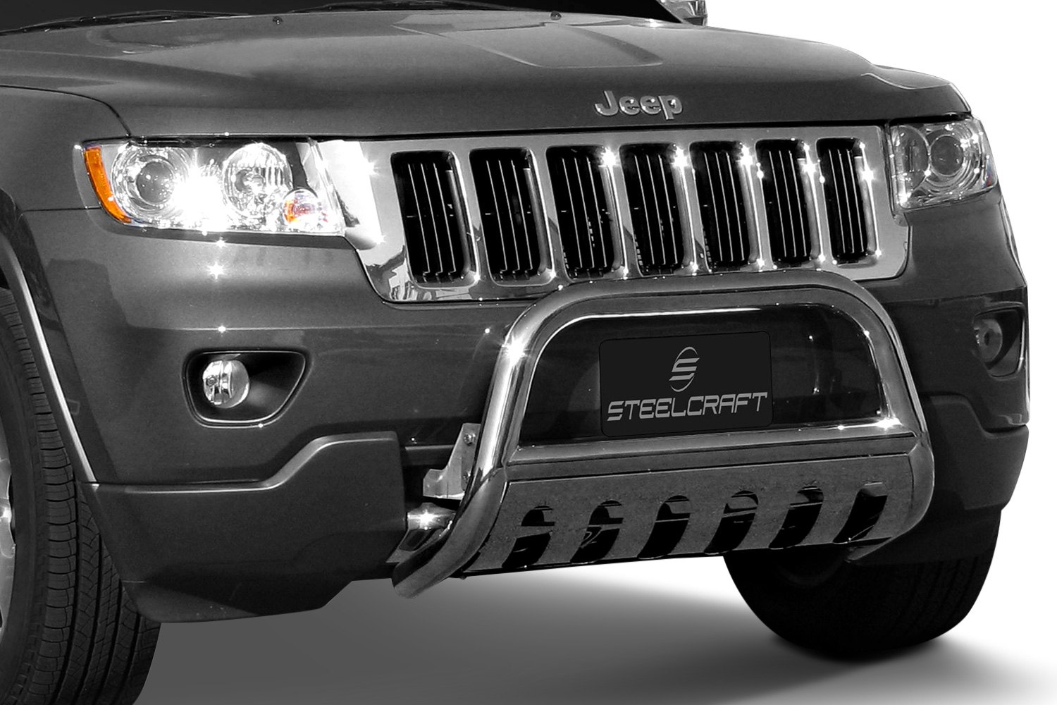 Steelcraft Jeep Grand Cherokee Without Cruise Control Sensor 2011