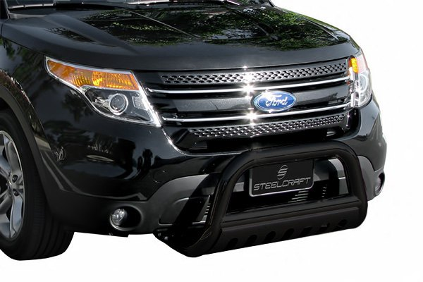 steelcraft ford explorer 2012 3 bull bar. Black Bedroom Furniture Sets. Home Design Ideas