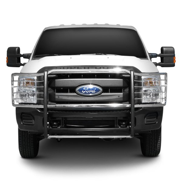 Ford Grill Guard For 85 : Steelcraft ford f grille guard