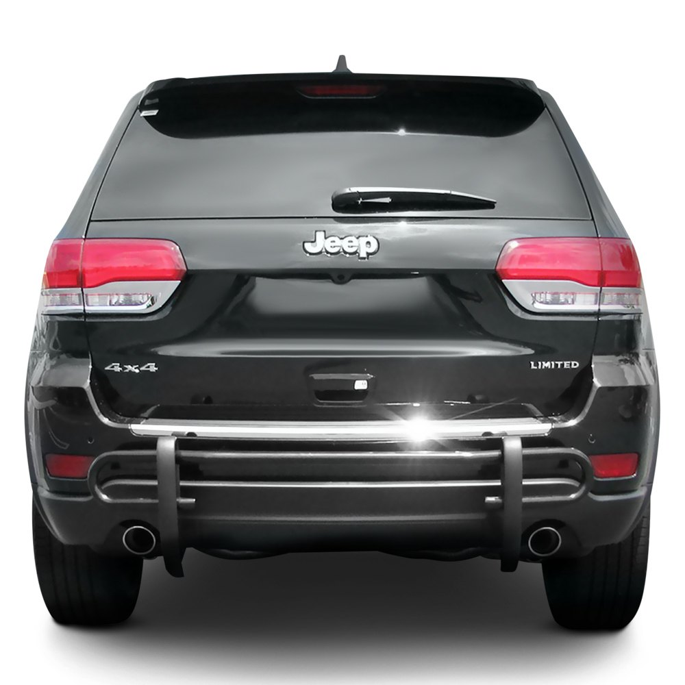 bumper rear guard steelcraft double tube guards cherokee front grand jeep grille installation protector brush dealer pilot gg ships honda