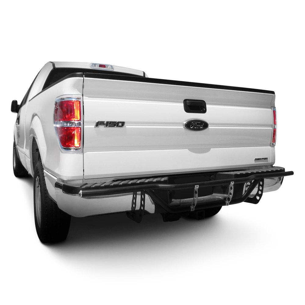 Ford Grill Guard For 85 : Steelcraft ford f evo series black rear