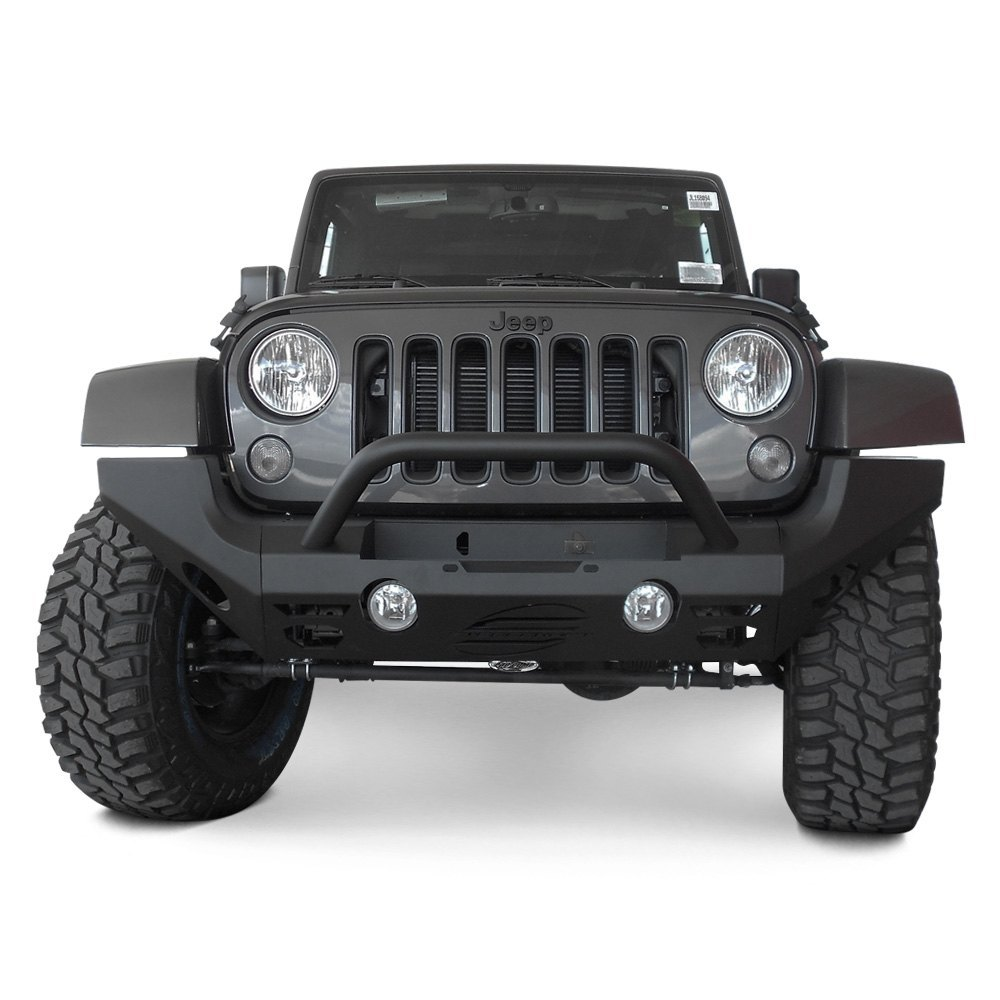jeep wrangler 2013 full width black front modular bumper. Cars Review. Best American Auto & Cars Review