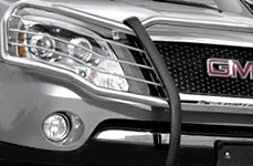 SteelCraft® - Brush Guard on GMC