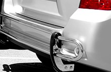 SteelCraft® - Stainless Steel Rear Bumper Guard