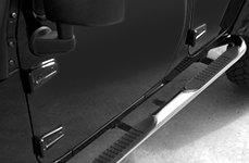 SteelCraft® - Running Board