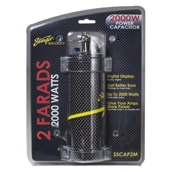 Stinger® SSCAP2M - 2 Farad Digital Capacitor